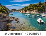 national park of calanques in... | Shutterstock . vector #476058937