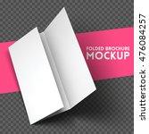 magazine  booklet  postcard ... | Shutterstock .eps vector #476084257