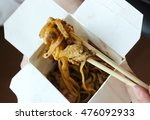 noodles with chicken and...