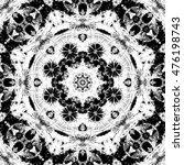 Abstract Kaleidoscopic Seamles...