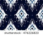 geometric ethnic oriental... | Shutterstock .eps vector #476226823