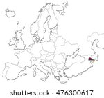 the national armenia flag in...   Shutterstock . vector #476300617