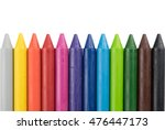 Crayon  Colorful  Background