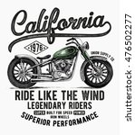 California Motorcycle...