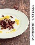 Small photo of Adzuki bean salad with tahini turmeric dressing