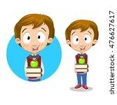 cartoon vector illustration of... | Shutterstock .eps vector #476627617