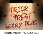 halloween  background vector... | Shutterstock .eps vector #476655667