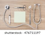 collection of equipment... | Shutterstock . vector #476711197