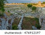 Ancient Ruins Chersonesus ...