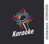 Vector Logo Karaoke