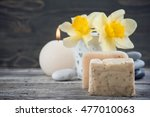 Organic Soap  Pebble Stones An...