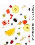 fruit background | Shutterstock . vector #477152527