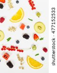 fruit background | Shutterstock . vector #477152533