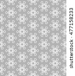 seamless geometric line pattern.... | Shutterstock .eps vector #477158233