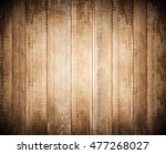 background of brown old natural ... | Shutterstock . vector #477268027