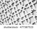 Small photo of Arabic Pattern