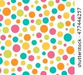 seamless bright multi color... | Shutterstock . vector #477446257