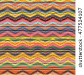 vector geometric seamless... | Shutterstock .eps vector #477524107