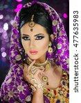 a pretty young female model...   Shutterstock . vector #477635983
