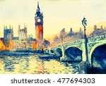 london | Shutterstock . vector #477694303