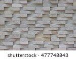 art sandstone texture... | Shutterstock . vector #477748843