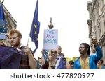 london  united kingdom  ... | Shutterstock . vector #477820927