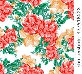 abstract elegance seamless... | Shutterstock . vector #477918523