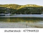 lefkada island  greece   august ... | Shutterstock . vector #477944923