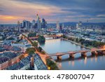 frankfurt am main. image of... | Shutterstock . vector #478007047