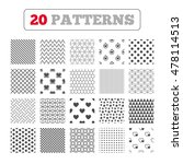 ornament patterns  diagonal...   Shutterstock .eps vector #478114513