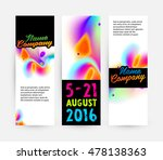 abstract template with... | Shutterstock .eps vector #478138363
