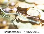 falling graph  banking  and... | Shutterstock . vector #478299013