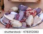 lavender scented bags at a... | Shutterstock . vector #478352083