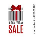 black friday background with... | Shutterstock .eps vector #478365403