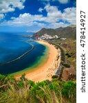 outstanding view of the beach... | Shutterstock . vector #478414927