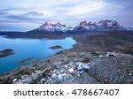 torres del paine national park  ... | Shutterstock . vector #478667407