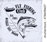club emblem  spinning for fly...   Shutterstock .eps vector #478698607