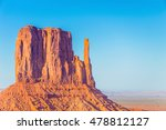 Monument Valley West Mitten...