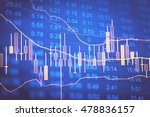 data analyzing in forex... | Shutterstock . vector #478836157