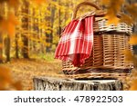 autumn background and space for ... | Shutterstock . vector #478922503