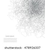 abstract background with text... | Shutterstock .eps vector #478926337