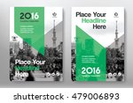 green color scheme with city... | Shutterstock .eps vector #479006893