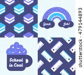 Back To School Patterns And...