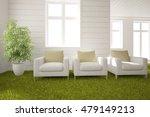 Nature Interior Design Concept...