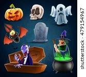icon halloween