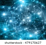 best internet concept of global ... | Shutterstock . vector #479170627