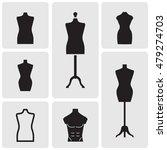 mannequin icons