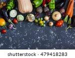 autumn vegetable harvest....