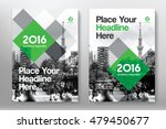 green color scheme with city... | Shutterstock .eps vector #479450677