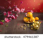 Chinese New Year Tangerine...